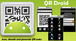 QR Droid QR Code Scanning App For Android
