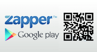 Zapper QR Code Scanning App For Android Phones